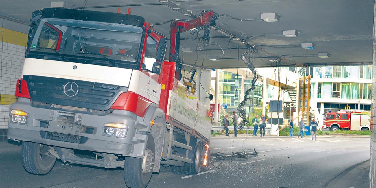 Unna: Ringtunnel im Injektionsverfahren abgedichtet