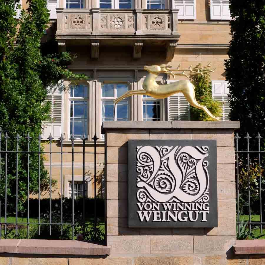 Weingut von Winning: Bauwerksabdichtung im Edelweingut