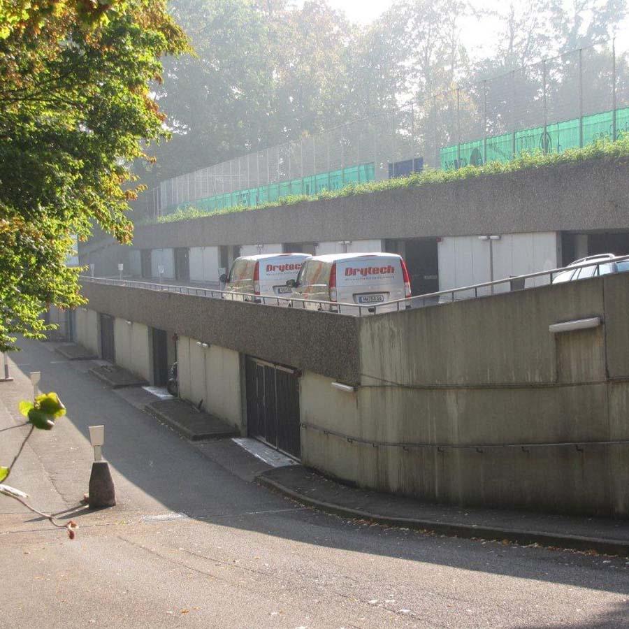 Wohnstadt Asemwald: Tiefgaragensanierung