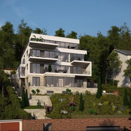 Heidelberg: DrytechWanne mit Bohrpfahlkonstruktion