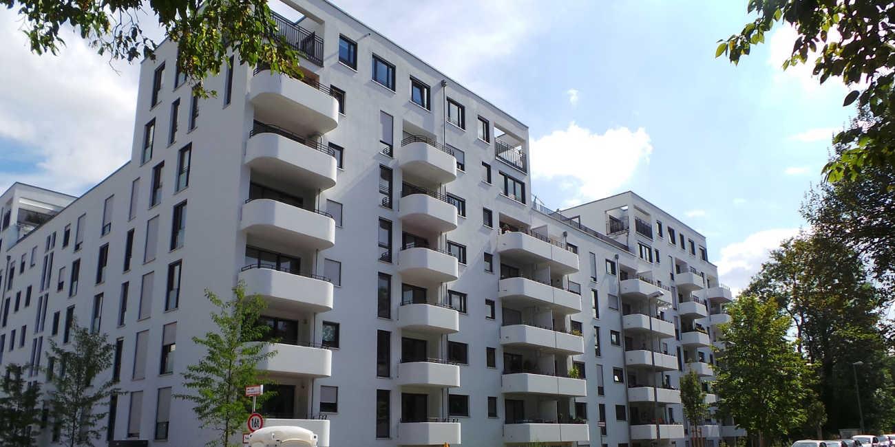 München: Errichtung einer Tiefgarage mit OS-8-Beschichtung und Sollrissfugenelementen