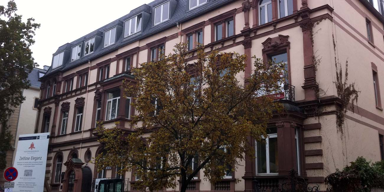 Frankfurt am Main: Kombinierte Innen-Außen-Abdichtung