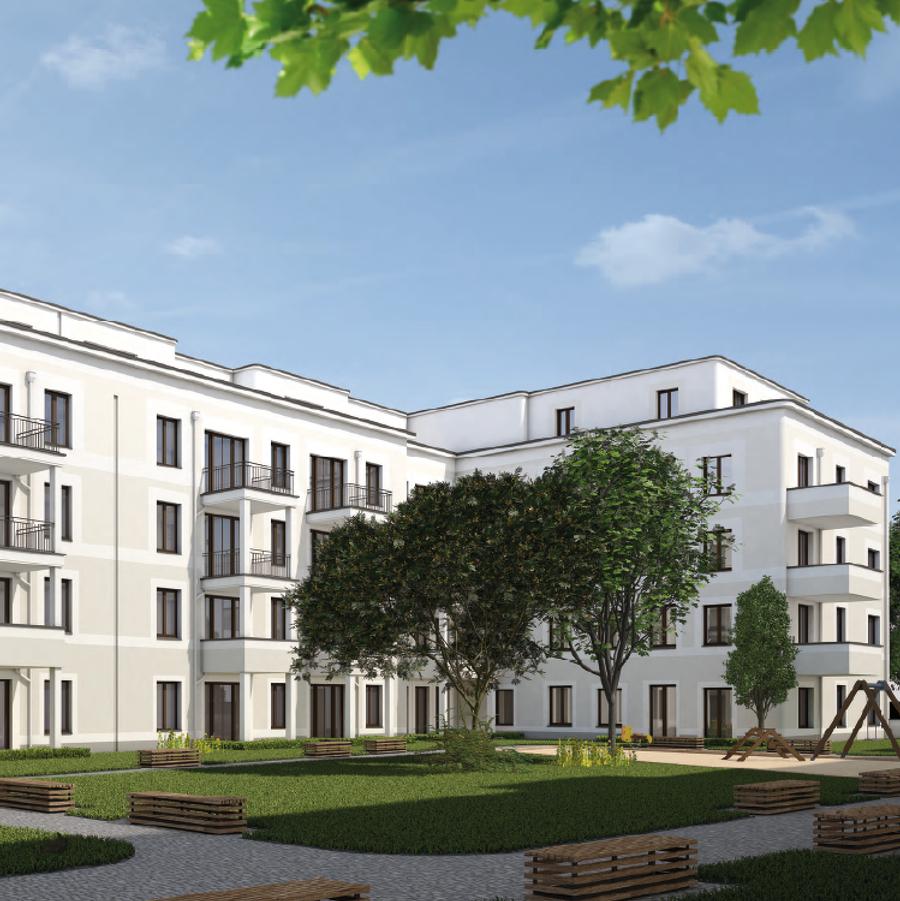 Pepitahöfe Spandau: Neubauprojekt mit 1.024 Mietwohnungen