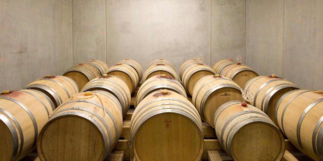 Weingut Abril: DrytechWanne mit Sichtbetonfunktion